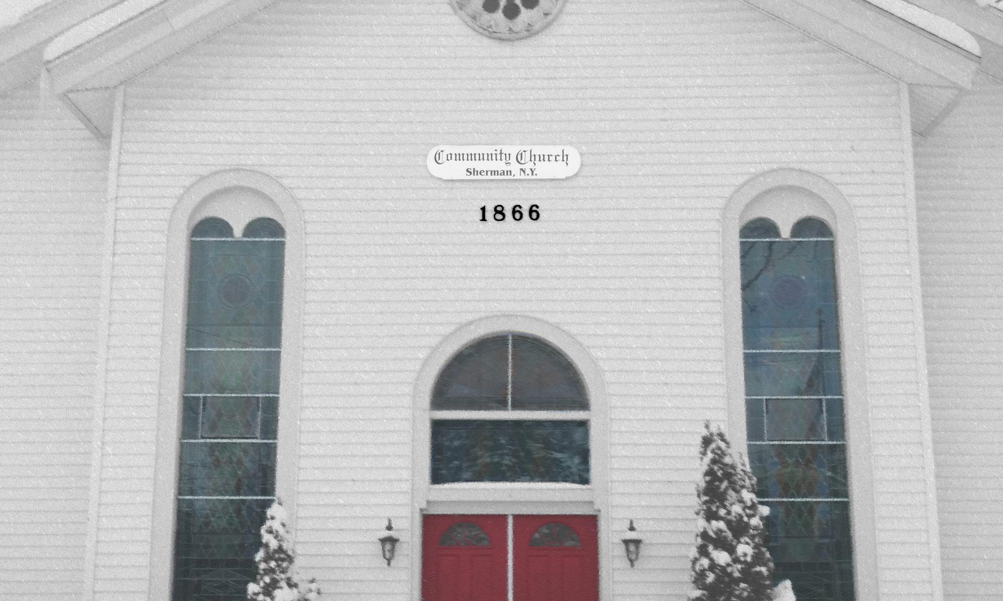 Sherman Community Church