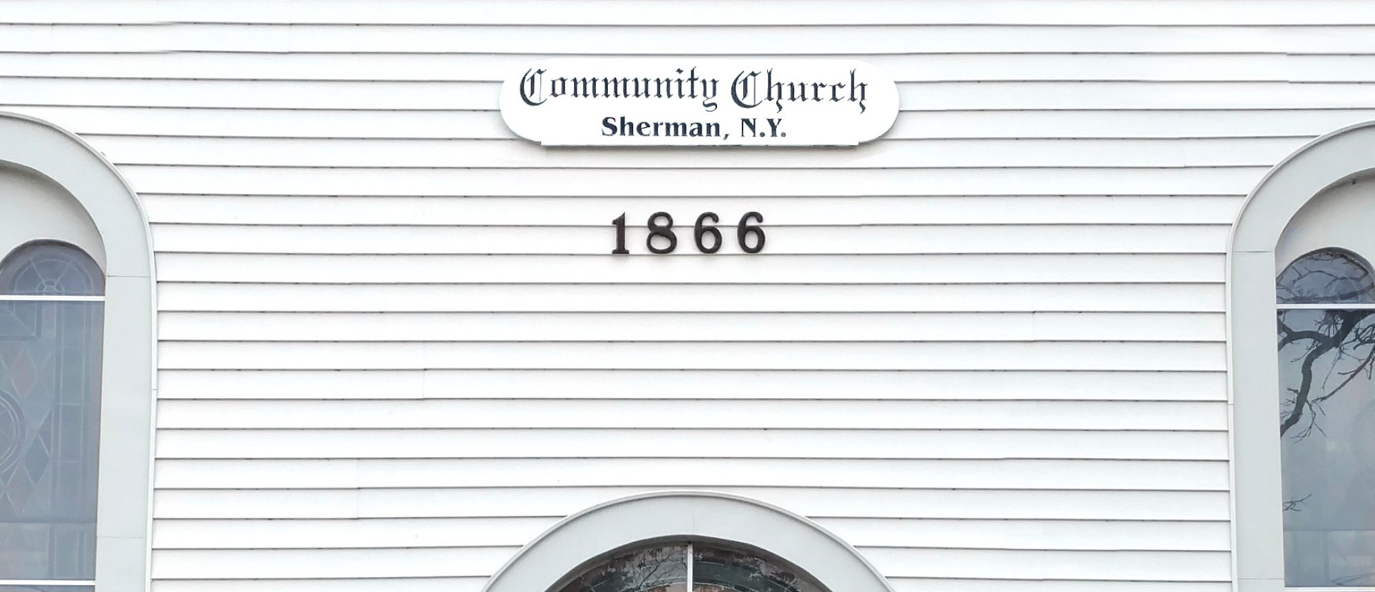 Sherman Community Church